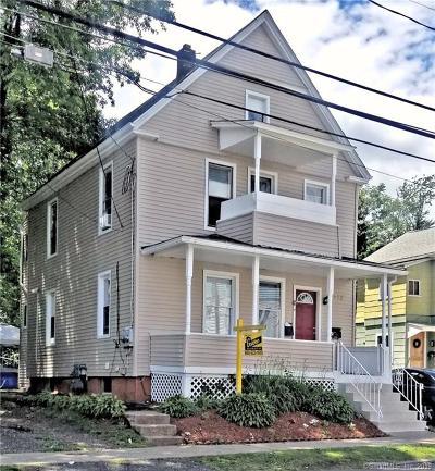 New Britain Multi Family Home For Sale: 272 Oak Street