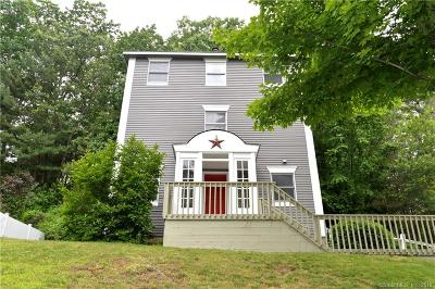 Simsbury Single Family Home For Sale: 21 Oxford Court
