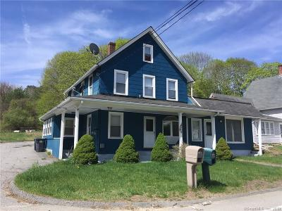 Brooklyn CT Multi Family Home For Sale: $169,900