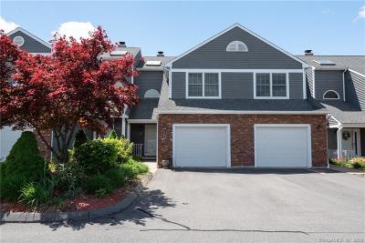 Bristol Condo/Townhouse For Sale: 1325 Farmington Avenue #21