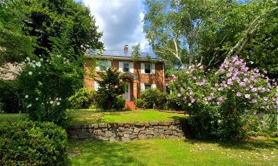 West Hartford Single Family Home For Sale: 16 West Point Terrace