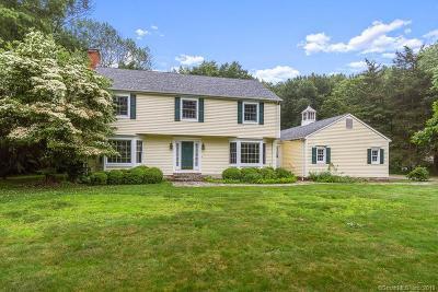Woodbridge Single Family Home For Sale: 19 Brookside Drive