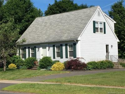 Enfield Single Family Home For Sale: 69 North Street