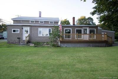 Enfield Single Family Home For Sale: 32 North Maple Street