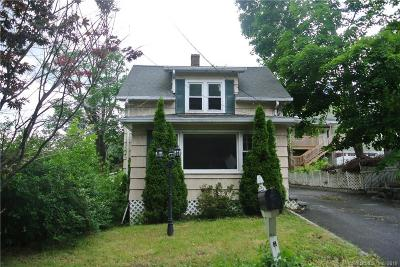 Danbury Single Family Home For Sale: 5 Old Shelter Rock Road