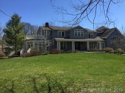 Ridgefield Single Family Home For Sale: 173 Farmingville Road