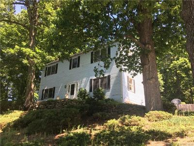 Simsbury Single Family Home For Sale: 26 Firetown Road