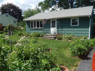 Milford Single Family Home For Sale: 44 Wiley Avenue