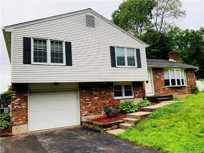Southington Single Family Home For Sale: 71 Lepage Drive