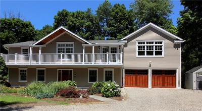 Wilton Single Family Home For Sale: 22 Sharp Hill Road