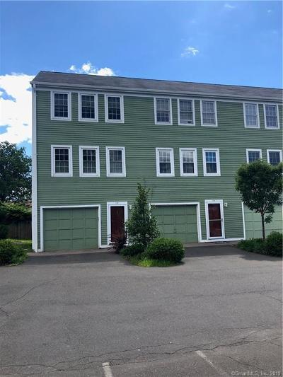 New Haven CT Condo/Townhouse For Sale: $185,000