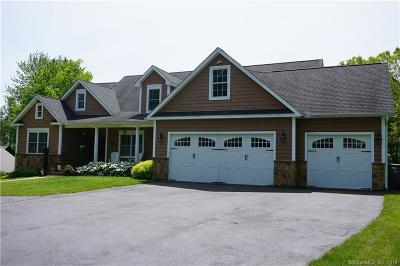 Bristol Single Family Home For Sale: 351 Matthews Street