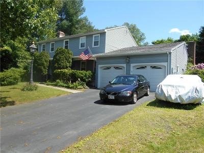 Southington Single Family Home For Sale: 75 Sunset Ridge Drive