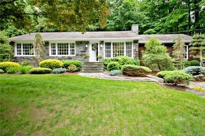 Newtown Single Family Home For Sale: 81 Birch Hill Road