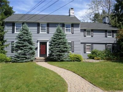 Hamden Single Family Home For Sale: 41 Brookside Drive