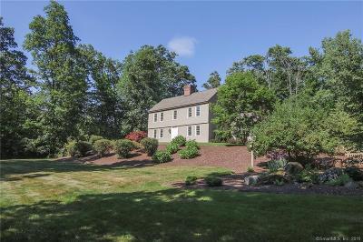 Farmington Single Family Home For Sale: 136 Mountain Spring Road