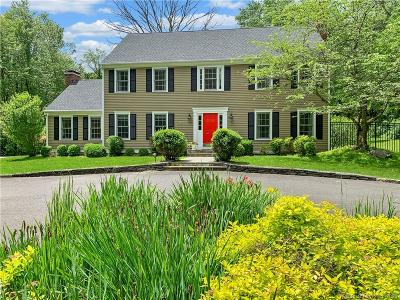 RIDGEFIELD Single Family Home For Sale: 65 Powdermaker Drive