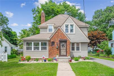New Britain Single Family Home For Sale: 15 Brady Avenue