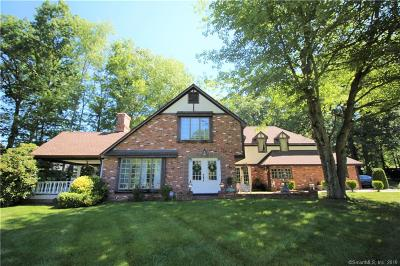 South Windsor Single Family Home For Sale: 44 Doria Lane