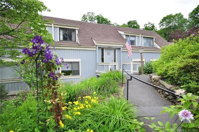 Southbury Condo/Townhouse For Sale: 293 Heritage Village #C
