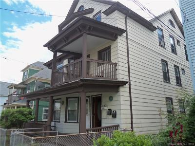 Waterbury Multi Family Home For Sale: 76 South Street