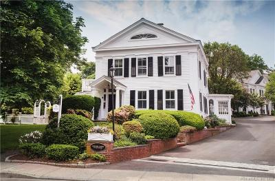 New Canaan Condo/Townhouse For Sale: 191 Main Street #5