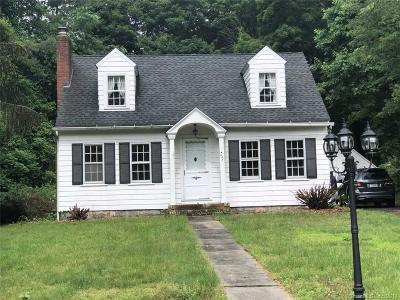 Wolcott Single Family Home For Sale: 443 Woodtick Road