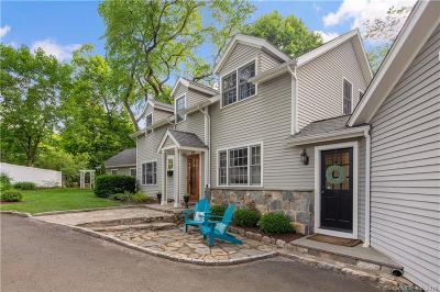 Darien Single Family Home For Sale: 91 Hollow Tree Ridge Road