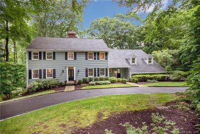 Wilton Single Family Home For Sale: 46 Old Kings Highway