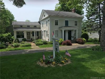 Bridgewater Single Family Home For Sale: 41 Main Street South