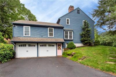 Glastonbury Single Family Home For Sale: 171 Leigh Gate Road