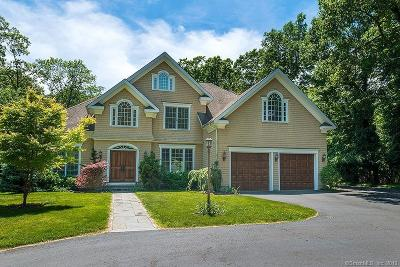 Westport Single Family Home For Sale: 24 Park Lane