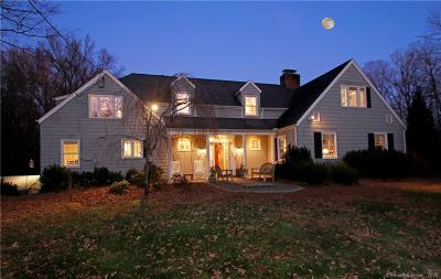Easton Single Family Home For Sale: 426 Judd Road