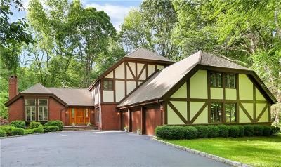 Fairfield Single Family Home For Sale: 175 Twin Lanes Road