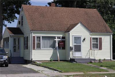 New Britain Single Family Home For Sale: 2313 Corbin Avenue