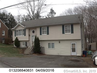 Waterbury Single Family Home For Sale: 105 Dracut Avenue