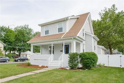West Hartford Single Family Home For Sale: 29 Whitman Avenue