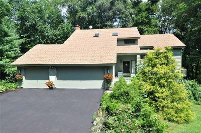 East Granby Single Family Home For Sale: 12 Talcott Range Drive