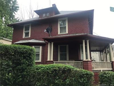 Waterbury Single Family Home For Sale: 24 Lounsbury Street