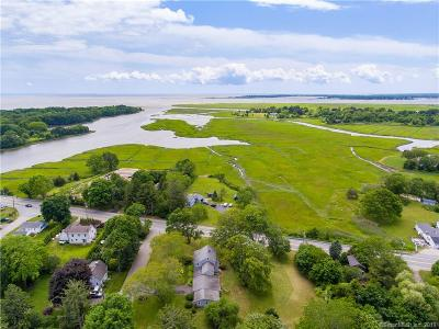 Old Lyme Single Family Home For Sale: 4 Homestead Circle