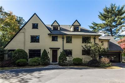 Hamden Single Family Home For Sale: 4 Marshall Road