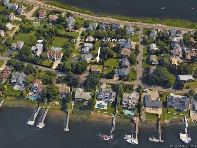 Westport Residential Lots & Land Show: 23 Bermuda Road