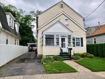 Bridgeport Single Family Home For Sale: 297 Bradley Street