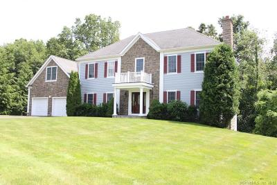 Stamford Single Family Home For Sale: 50 Mary Violet Road