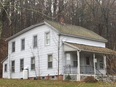 Stafford Single Family Home For Sale: 96 Furnace Avenue