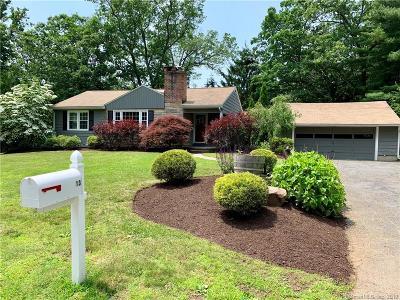 Avon Single Family Home For Sale: 13 Jackson Street