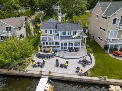 East Hampton Single Family Home For Sale: 61 Meeks Point Road