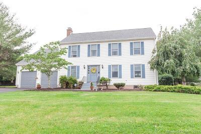 Berlin CT Single Family Home For Sale: $425,000