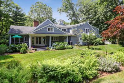 Westport Single Family Home For Sale: 11 Indian Point Lane