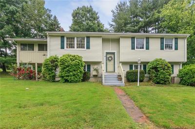 Plainville Single Family Home For Sale: 4 Hittleman Court